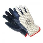 Best® Strapper® Laminated Nitrile Gloves - 2790/Sold by the dozen.
