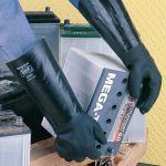 "Best® Neo Grab™ Neoprene 12"" Gauntlet/Sold by the dozen."