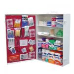 ProCare™ Industrial 4-Shelf First Aid Cabinet