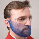 Metal Detectable Woven Beard Nets - 36/pk