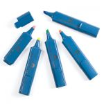 Metal Detectable HighLighter Markers - 10/pk
