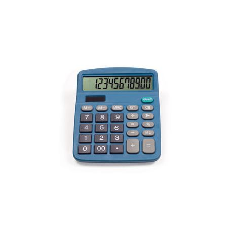Metal Detectable Desktop Calculator