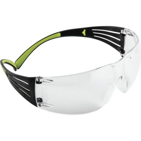 3M SecureFit, 400-Series, Protective Eyewear, SF401AF, Clear Anti-fog Lens