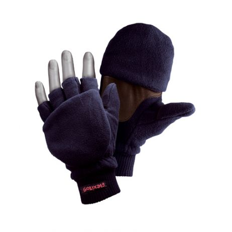 Flip Top Micro Fleece Mittens/Sold by the pair.