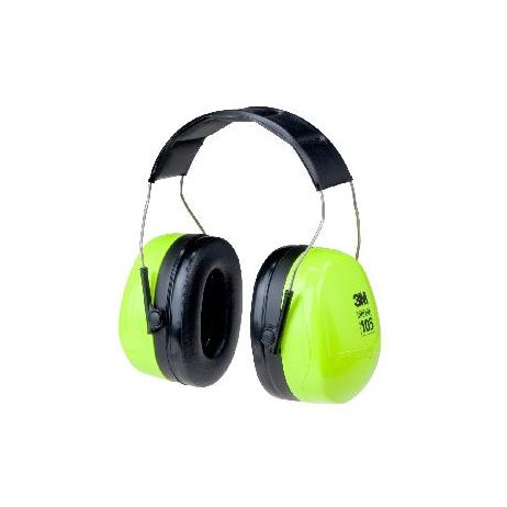 3M™ Peltor™ Optime™ 105 Over-the-Head Earmuff/H10A-HV