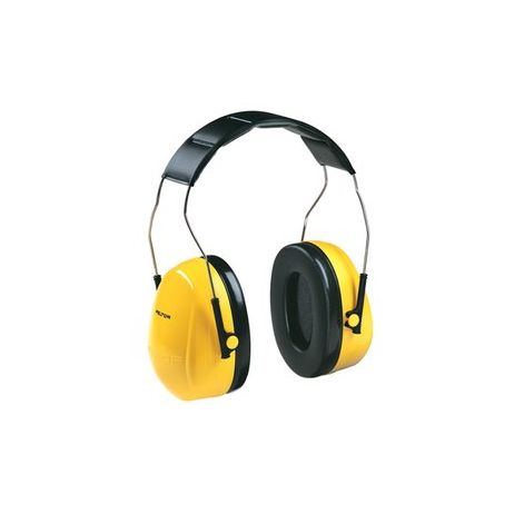 3M™ Peltor™ Optime™ 98 Over-the-Head Earmuffs/Yellow