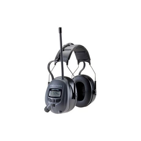 3M™ Peltor™ WorkTunes™ 26 Digital Radio Hearing Protector WTD2600