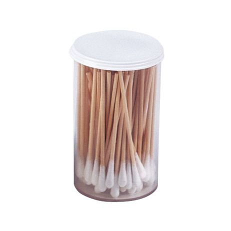 "Cotton Tip Applicators - Non-Sterile - 3"" - 100 ct."