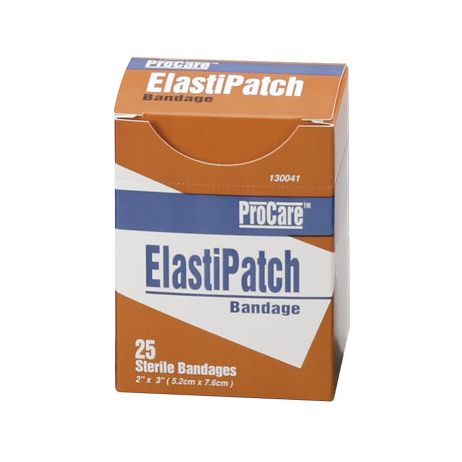 "ProCare™ Elasti Patch Heavy Woven Bandages - 2"" x 3"""