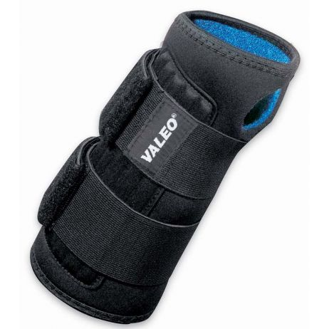 Valeo® Neoprene Double Wrist Wrap Support