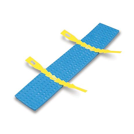 Clip-On Sweatband with Gauze - 25/bg