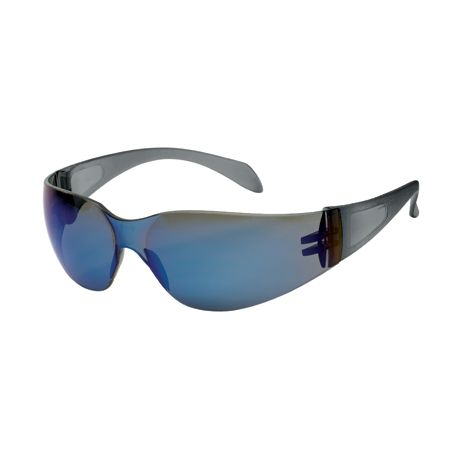 Milan™ Blue Mirror Lens & Grey Frame