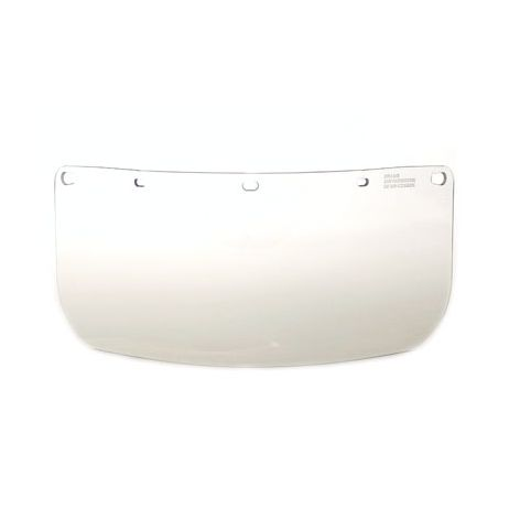 Bullard® Heat-Formed Polycarbonate Visor - 680P