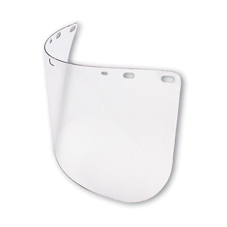 North® Clear Polycarbonate Faceshield - A0152/40
