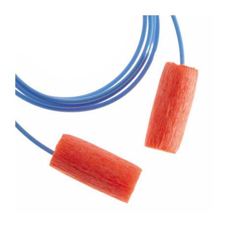 Matrix™ Orange Earplugs Corded - NRR 29