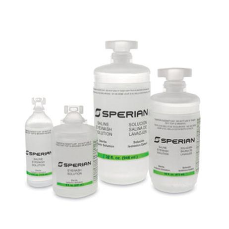 Sperian Fendall® Eyesaline® 1 oz. bottle