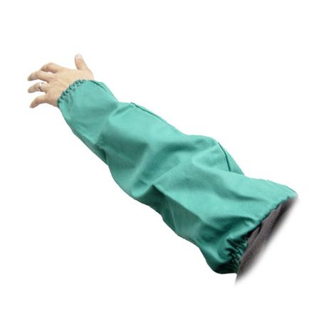 "18"" Green Sateen Sleeve"