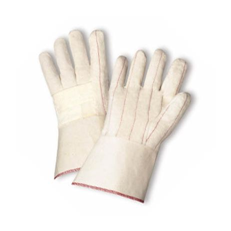 Hot Mill Gloves - Gauntlet Cuff - 24 oz./Sold by the dozen.