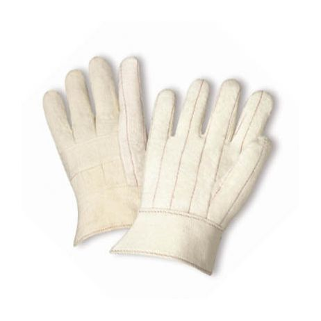 Heavyweight Hot Mill Gloves - 32 oz./Sold by the dozen.