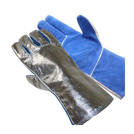 Aluminized Welding Gloves