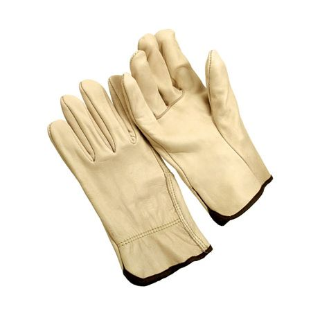 Grain Cowhide Drivers Gloves/Sold by the dozen.