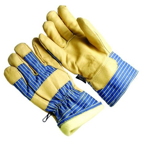 LINED PIGSKIN GLOVES/Sold by the dozen.