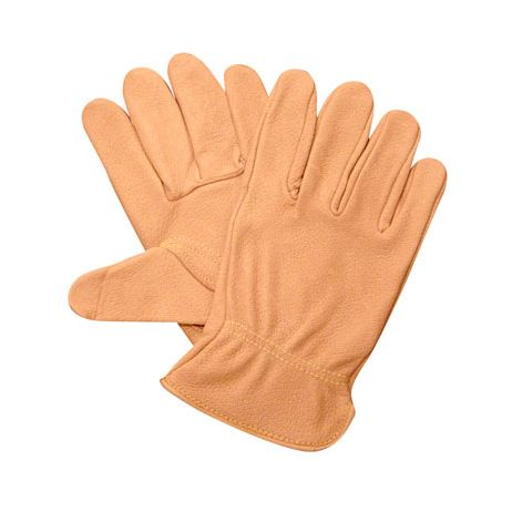 Pigskin Premium Grain Drivers Gloves/Sold by the dozen.