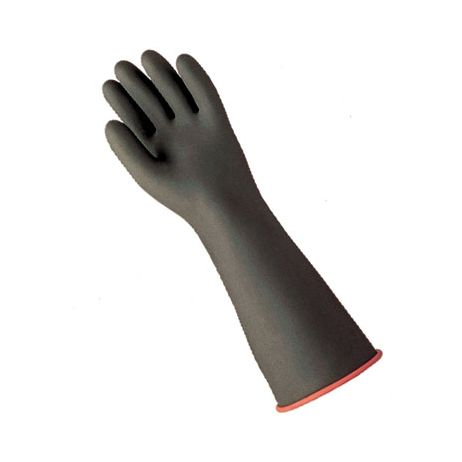 """Best® Natural Rubber Latex HD™ - 40 mil - 15"""" long/Sold by the dozen."""
