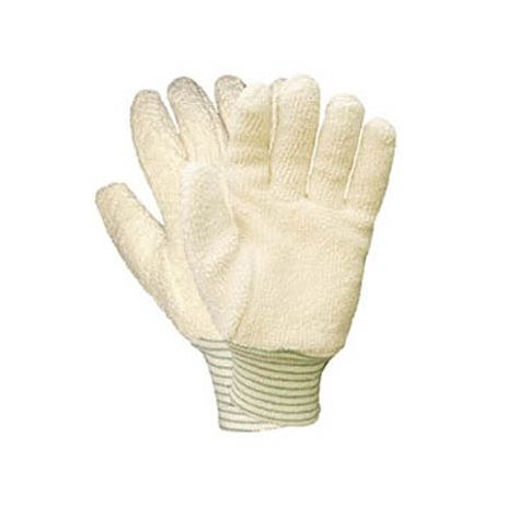 Cut and Sewn Mediumweight Terrycloth Gloves/Sold by the dozen.
