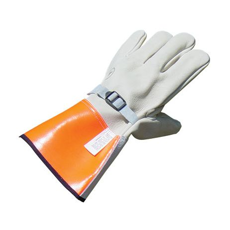 Linesmen Glove Protectors High Voltage Gloves/Sold by the pair.
