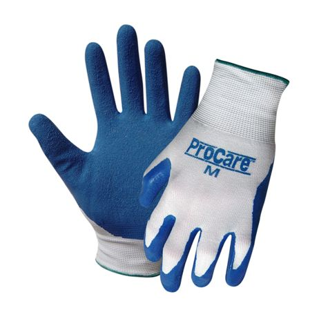 ProCare™ Lightweight Palm-Coat Rubber/Sold by the dozen.