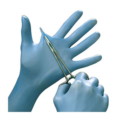 High Five® Nitrile Exam Gloves - 5.5 mil