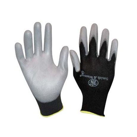 Polyurethane Coated Seamless String Gloves/Sold per dozen.