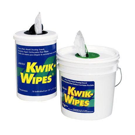 Stoko® Kresto Kwik-Wipes® 130-ct Bucket