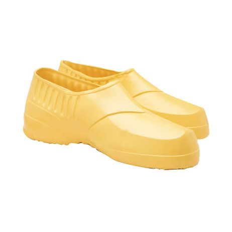 "Overshoe, 4"" Shoe, Yellow"