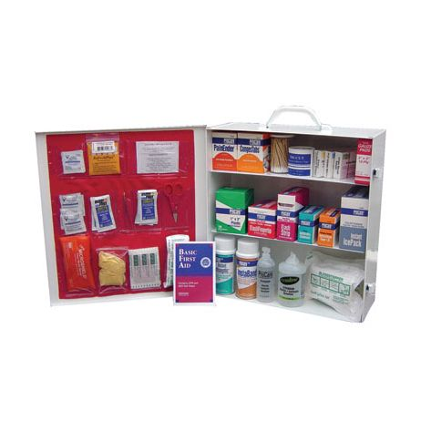 ProCare™Industrial 3-Shelf First Aid Cabinet