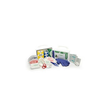 ProCare™ Industrial First Aid Kit, 10 Person, Plastic