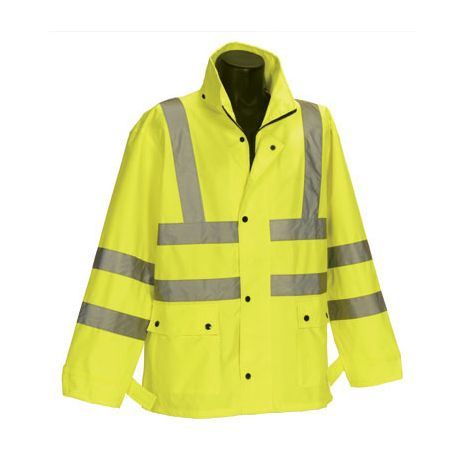 ProCare™ Class 2 Rain Jacket with Hood