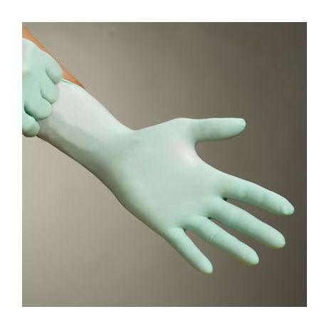 High Five® A+ ALOE® Nitrile Exam Glove - Powder-Free - 5.5 mil