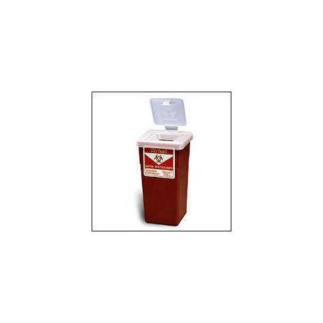 Sharps Container, 4 qt.