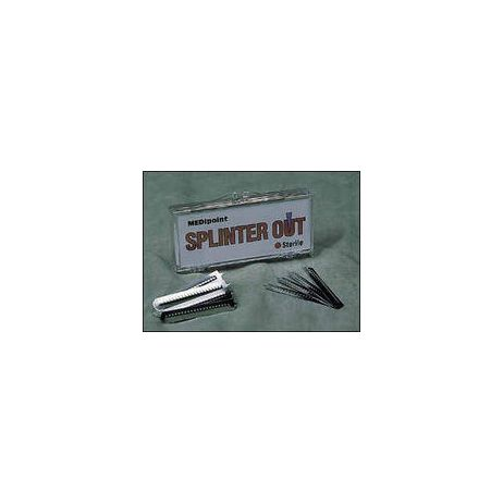 Splinter Out™, Sterile