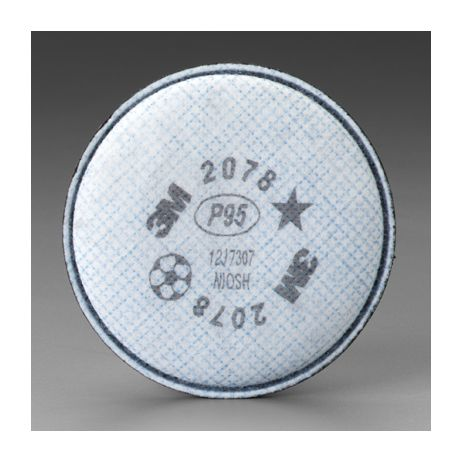 3M™ 2078 P95 Particulate Filter