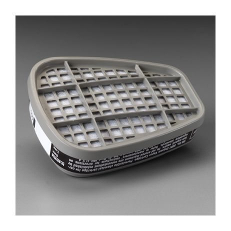 3M™ 6001 Organic Vapor Cartridge/Sold Per Pair
