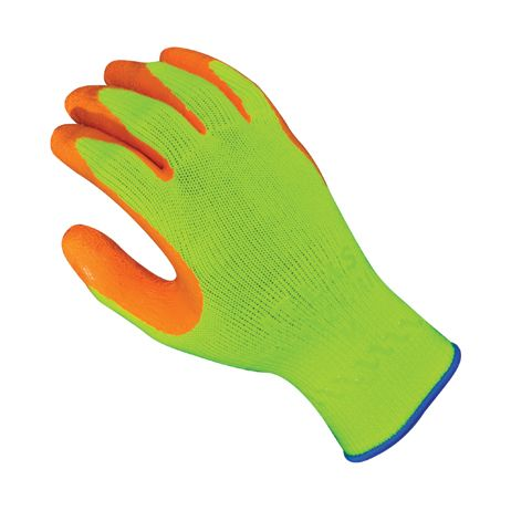 Showa Atlas Hi-Vis Grip 317/Sold by the dozen.