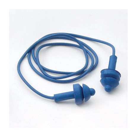 "The ""ONLY"" Entirely Metal Detectable Corded Earplugs – SONAR"