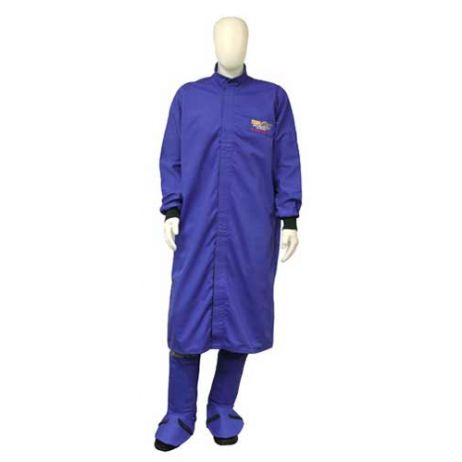 "TEMP-TEST 50"" Coat Electrical Arc Protection Wear"