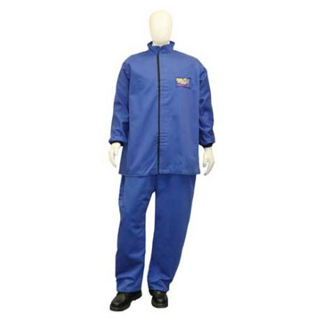 """TEMP-TEST 35"""" Coat Electrical Arc Protection"""
