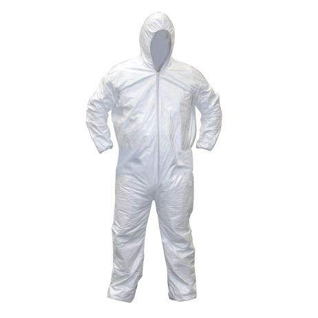 SAS Gen-Nex All-purpose Hooded Coveralls